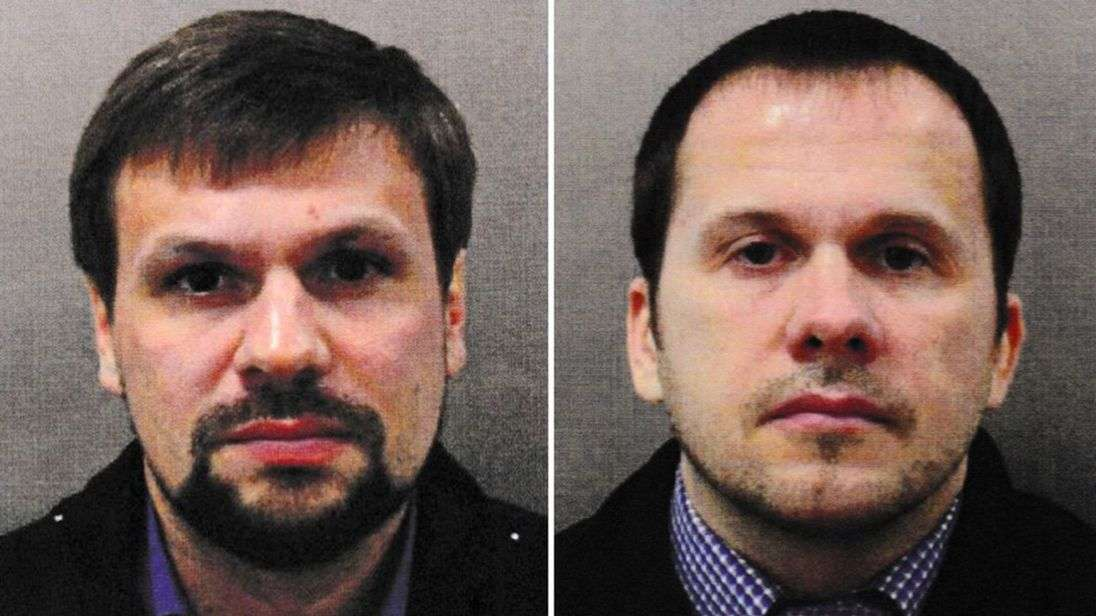 #FactOfTheDay – 27/09/2018 Skripal poisoner unmasked