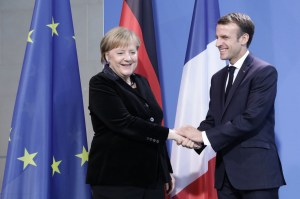 #FactOfTheDay 19/11/18 – A revival of the European Union is necessary according to French President Macron