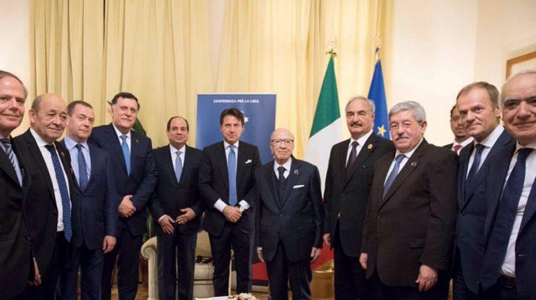 #FactOfTheDay 16/11/2018 – Summit on Libya in Palermo, but Turkey left the meeting