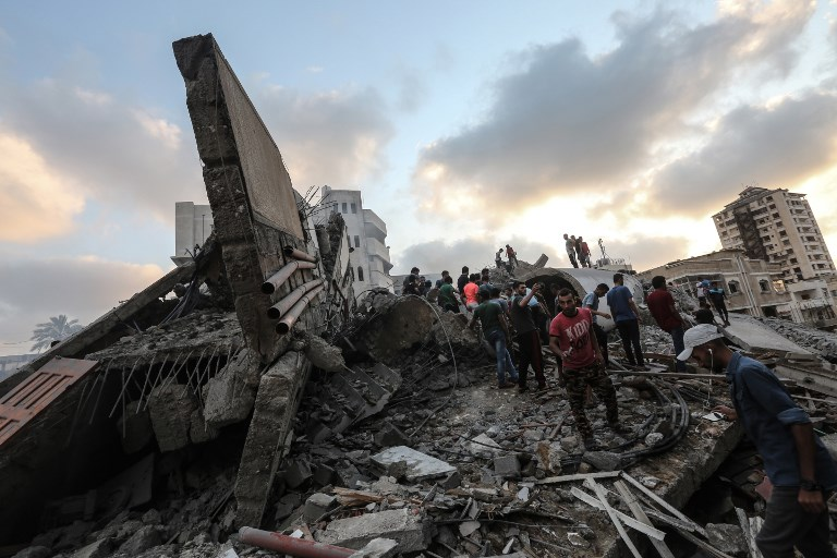 #FactOfTheDay 14/11/2018 – Hamas and Israel agree on a ceasefire after two days of violence