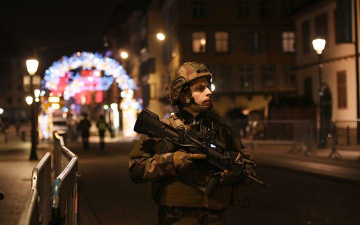 #FactOfTheDay 12/12/2018 – Strasbourg Christmas market shooting