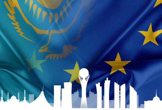 European Union, its Neighbourhoods and Eurasia – Kazakhstan is turning the BRI Eurasian Landbridge into a vital lifeline for Central Asia 's sustainable development and EU industry's global value chains.