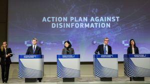 La désinformation : une menace pour la démocratie au sein de l'Union européenne ? Quelles sont les actions mises en place ?
