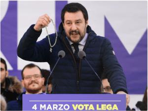 (Eyes on Europe) Matteo Salvini: The making of a modern despot?