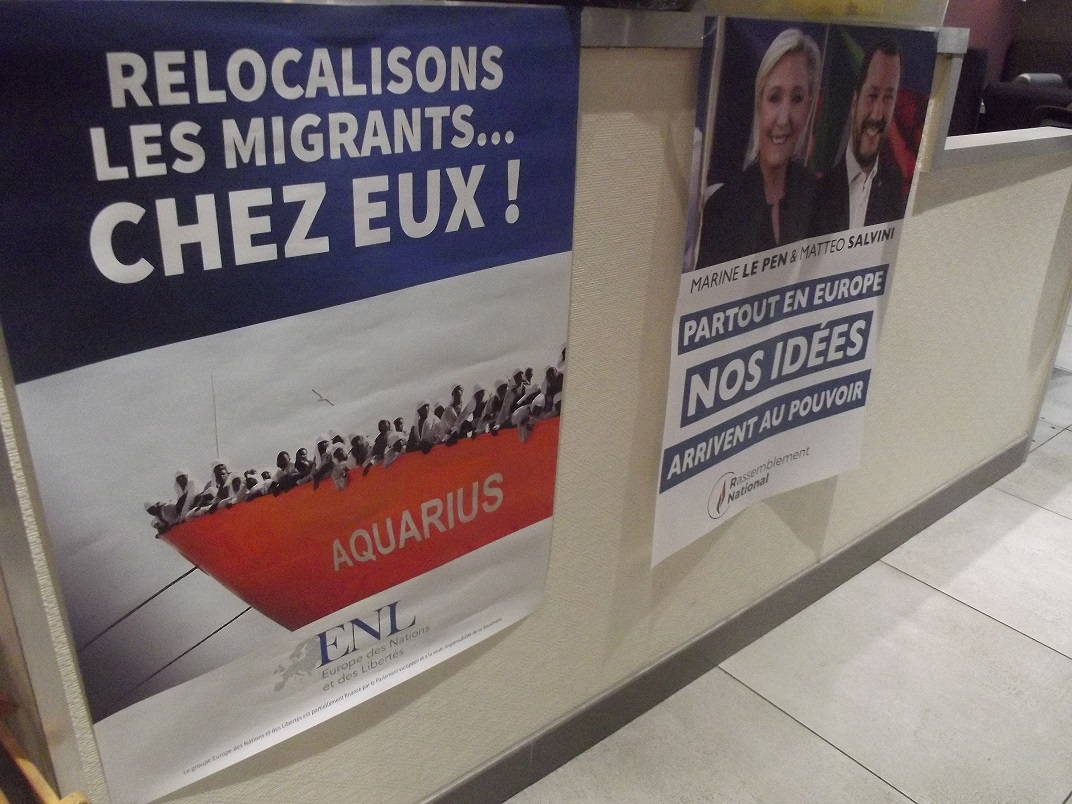#LaRéplique – The European Alliance of People and Nations: a tough construction.