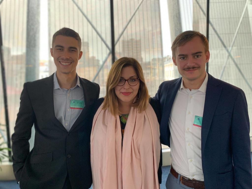 (Eyes On Europe) Interview of MEP Svenja Hahn