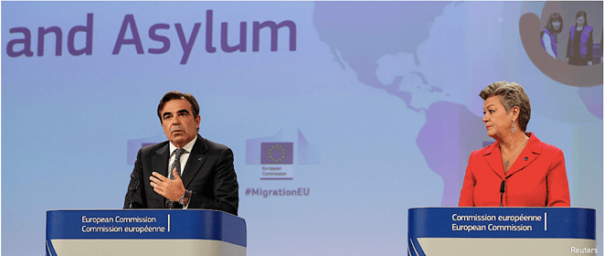 The New Pact on Migration and Asylum: what is at stake?