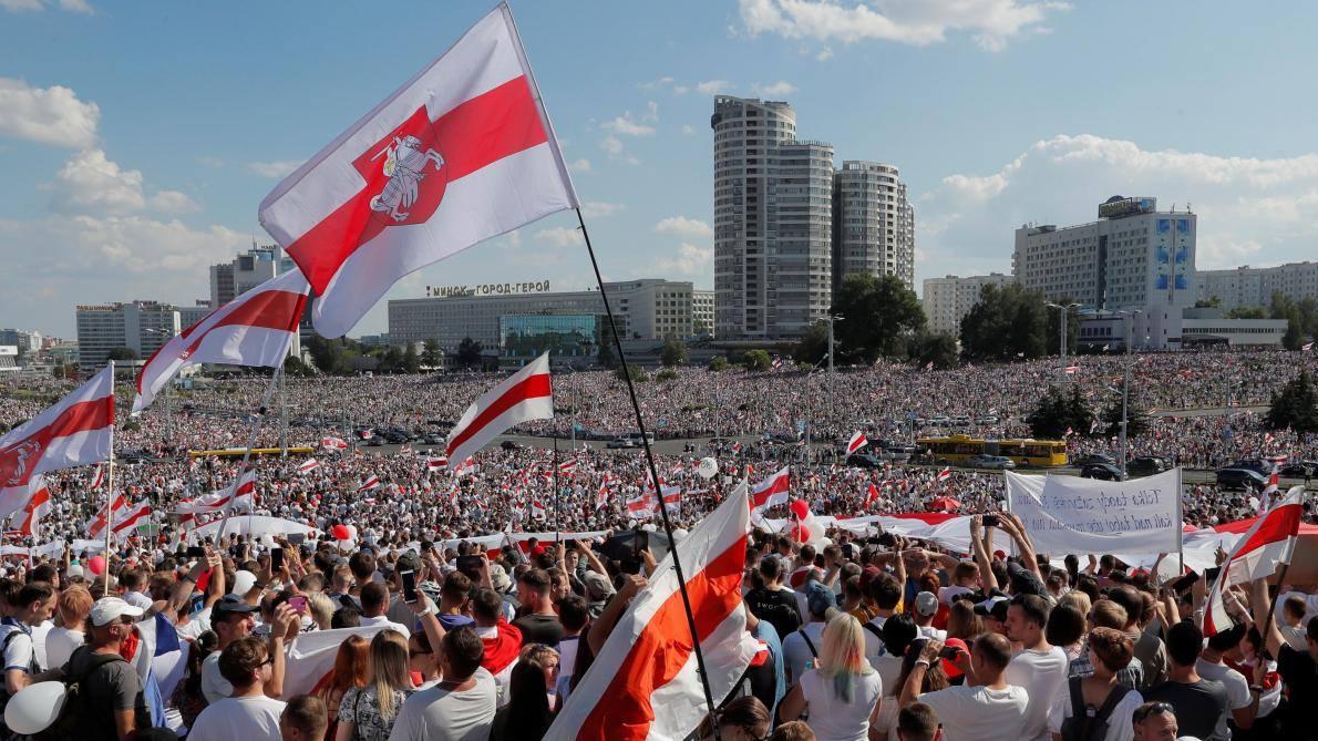 Comprendre les forces à l'œuvre dans la crise biélorusse