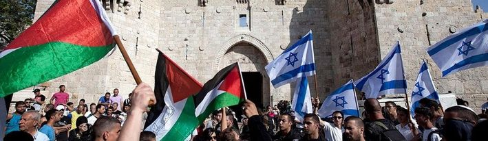 The European neighbourhood policy and the Israeli-Palestinian conflict