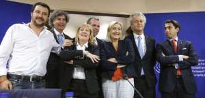Eu-Logos se joint au Mouvement européen pour lancer son appel à faire barrage à Marine Le Pen