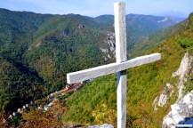 Crucea Alba - Baile Herculane