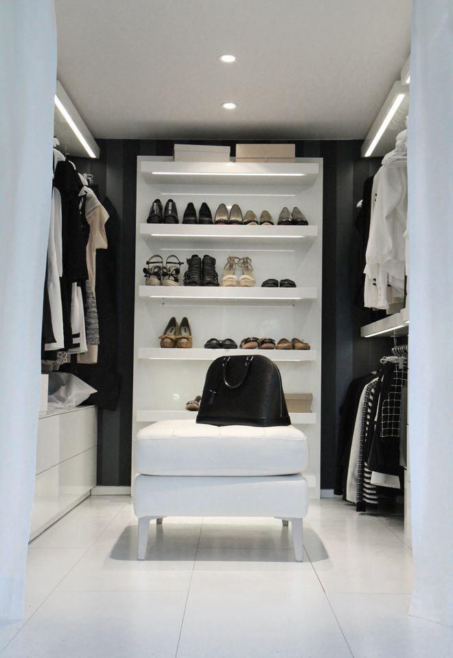 40 Closets pequenos que vo inspirar voc