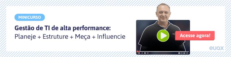 Curso Gestão de TI de Ti de Alta Performance