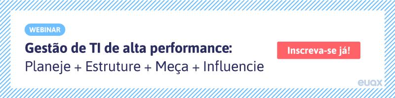 [Minicurso] Gestão de TI de alta performance