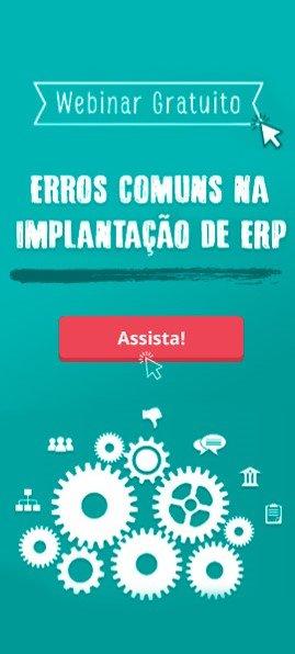 Erros comuns na implantação de ERP