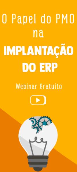 O papel do PMO na implantação do ERP