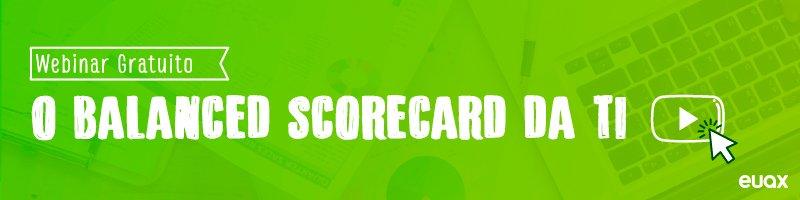 O balanced scorecard da TI
