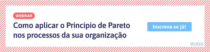 Como aplicar o Princípio de Pareto nos processos da sua organização