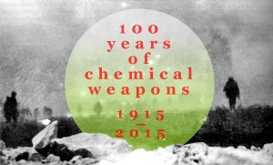100 years chemical weapons