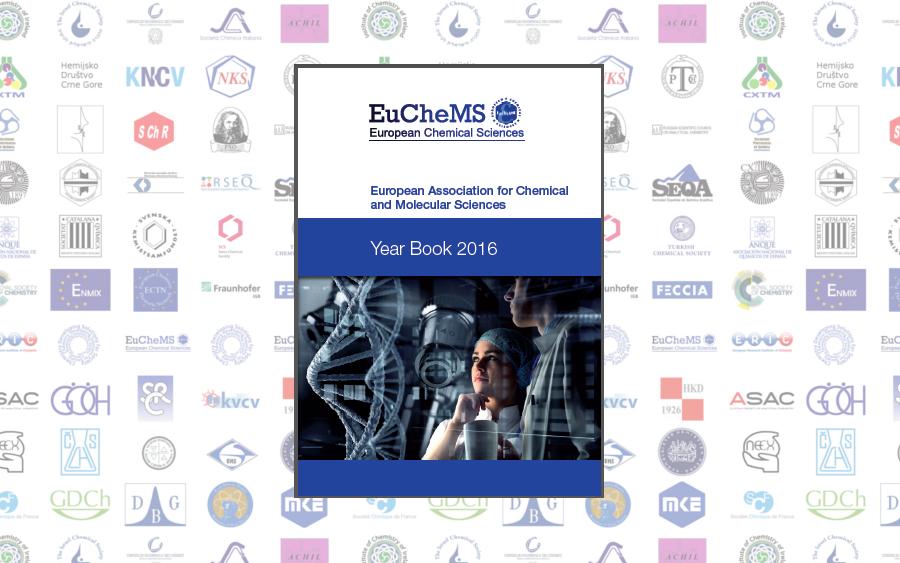 EuChemS Year Book 2016 Now Online