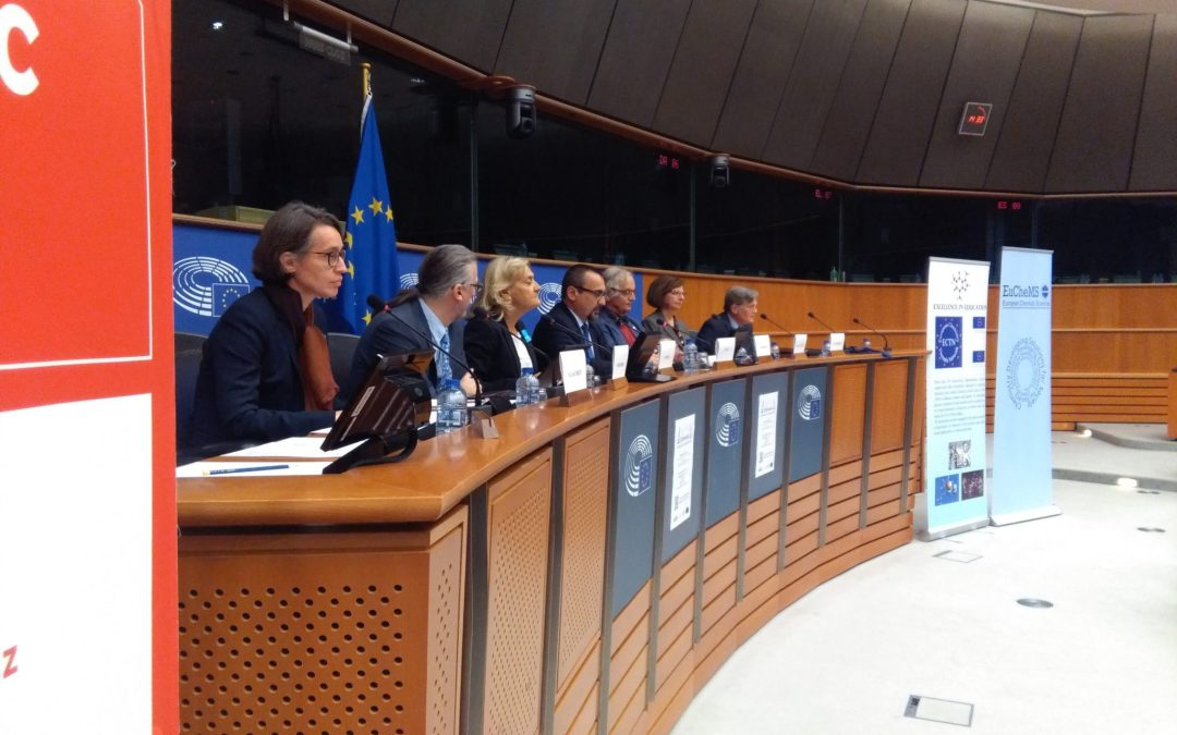Yesterday at the European Parliament – Workshop on Glyphosate