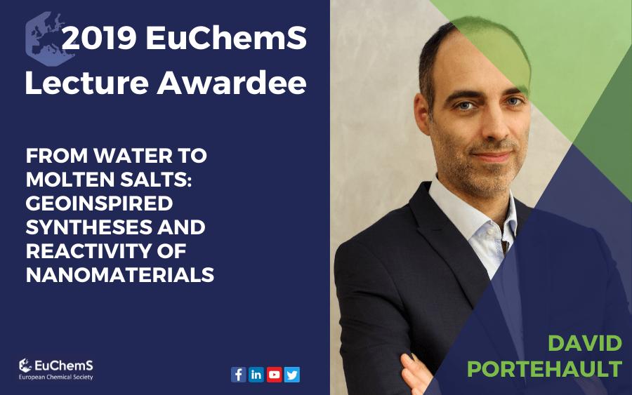 2019 EuChemS Lecture Awardee – Webinar