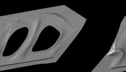 Simulazione stampaggio automotive