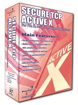 Secure TCP Winsock ActiveX/COM 10 User – FREE STREAMING