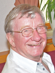 DJ8NK - Jan Harders -Board Member