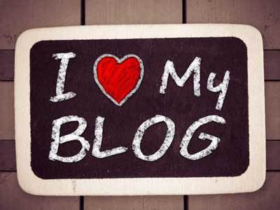 Sou blogueira