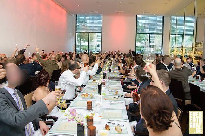 Hochzeit feiern im Innside by Melia Dsseldorf