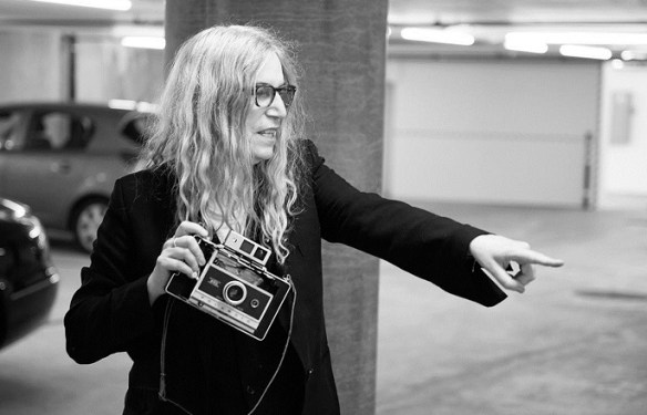 Januar von Patti Smith - Making of ; January by Patti Smith - Making of;