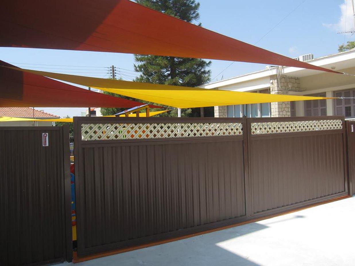 Gate Panel Eurofence