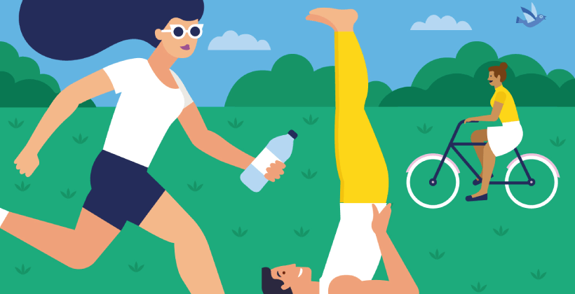 Physical Activity  Health EUFIC