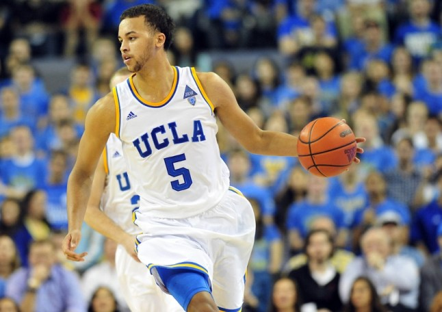 NCAA Basketball: Southern California at UCLA