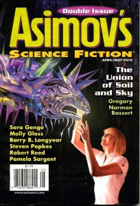 Asimov's Science Fiction (April-May 2010)