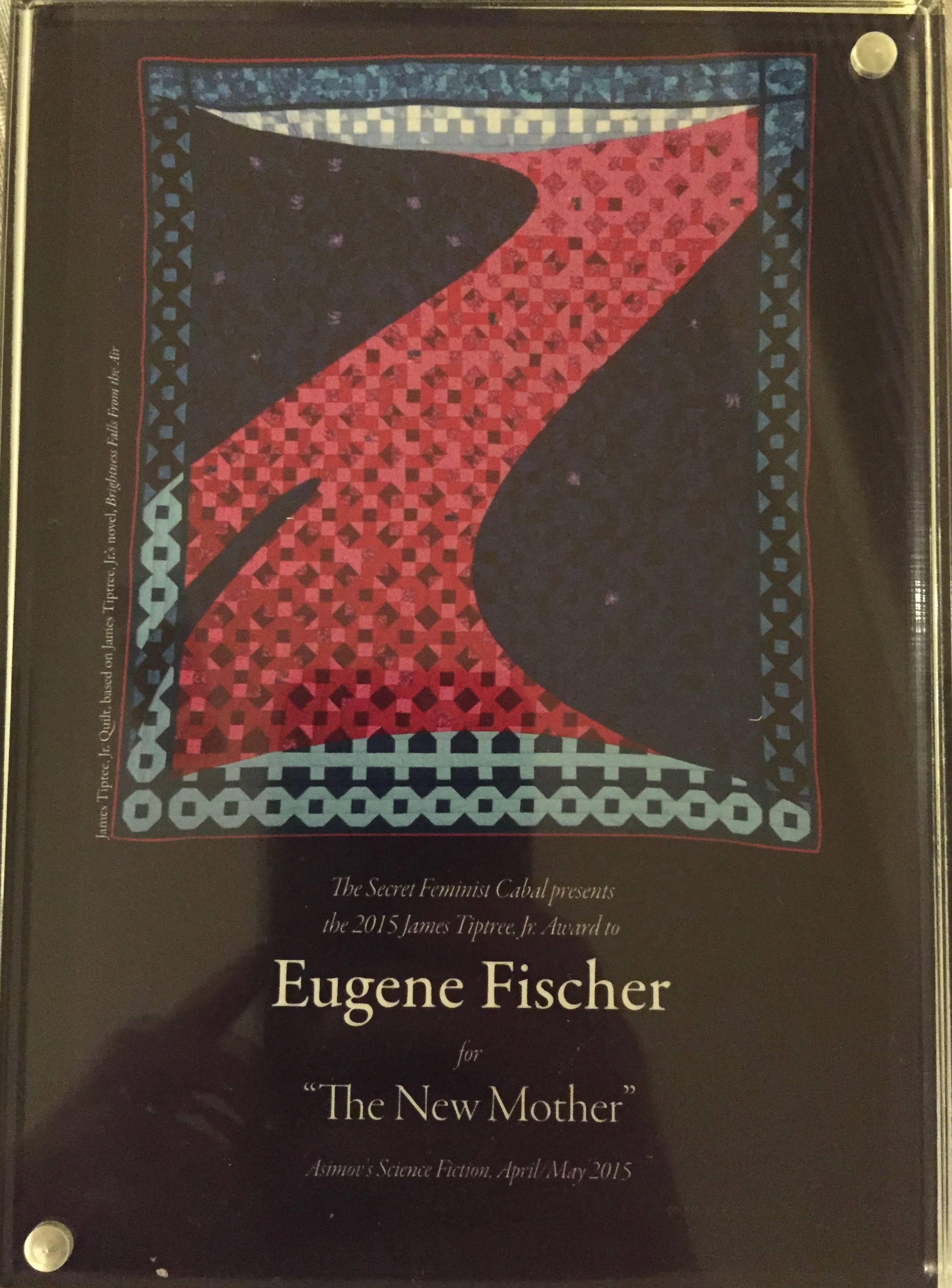 Story: The New Mother – Eugene Fischer