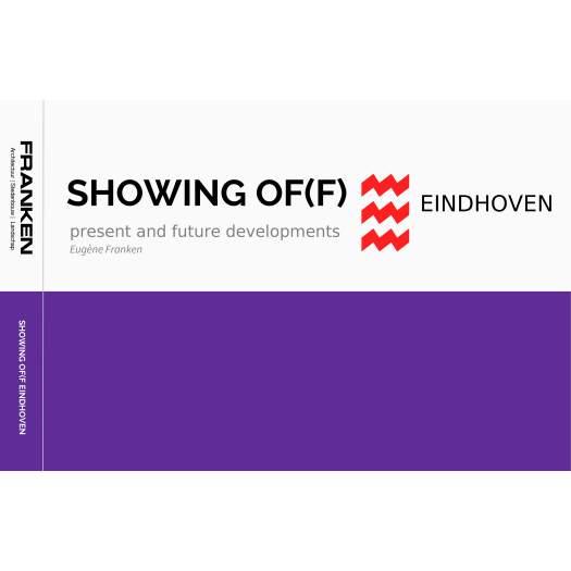 boek Showing of(f) Eindhoven