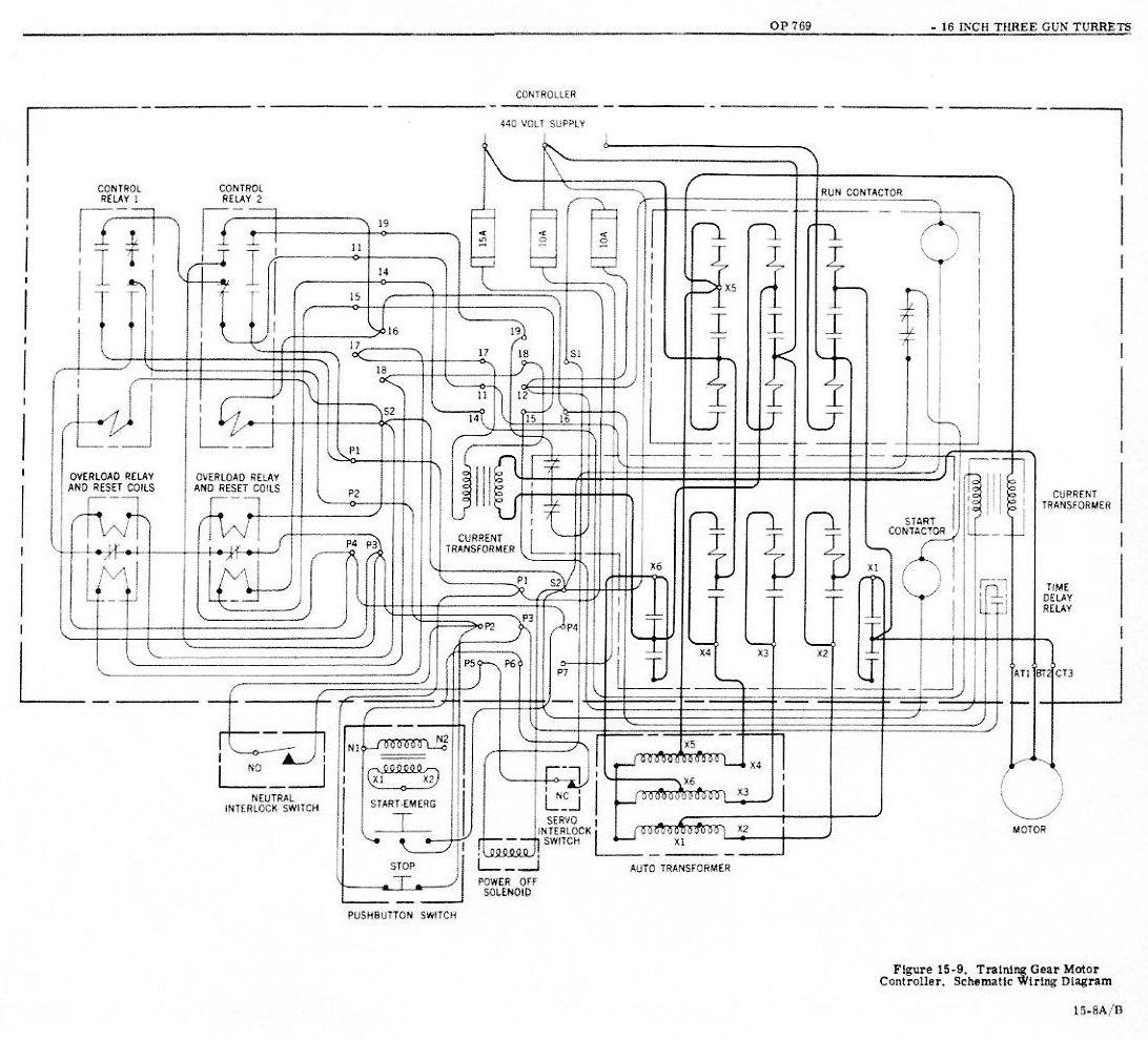 Navord Op 769 Chapter 15 Turret Electrical Systems Page 1