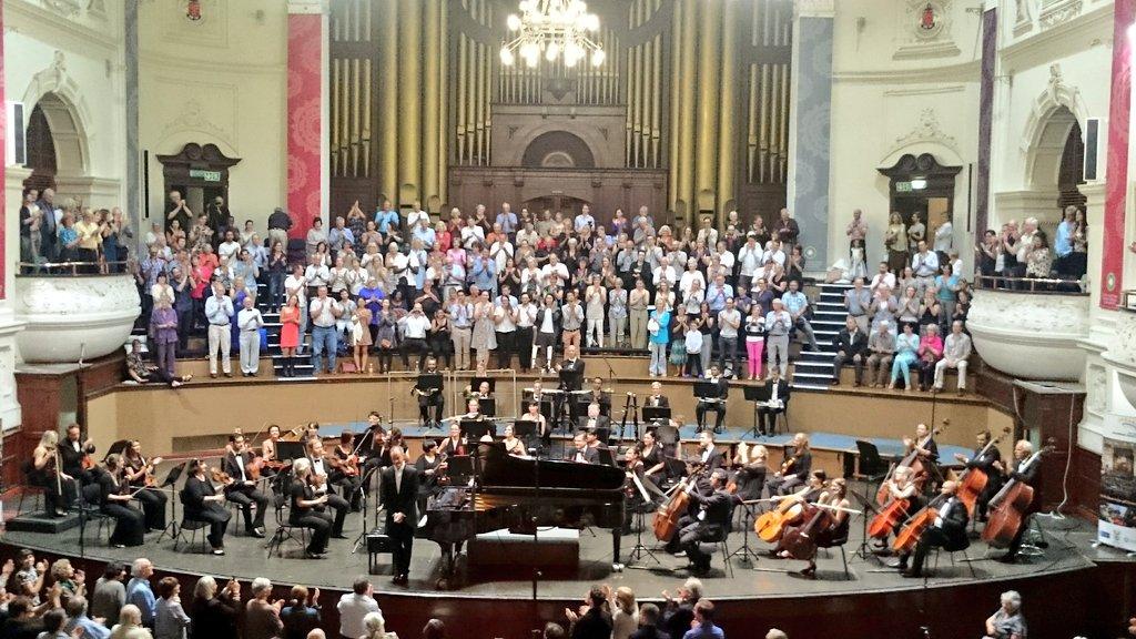 The Cape Town Philharmonic Orchestra (Copyright: Eugene Yiga)