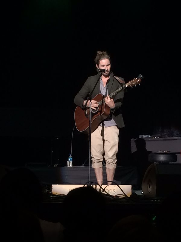Jeremy Loops live at Cape Town's Grand Arena