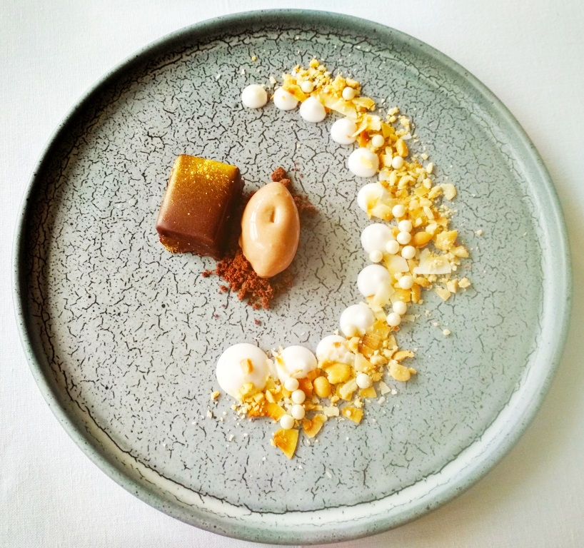 Dessert at Salsify (Copyright: Eugene Yiga)