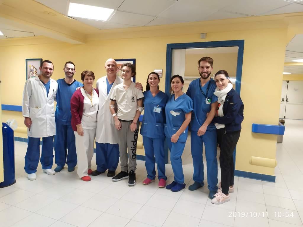 foto di gruppo Neuromed