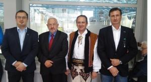 Jaroslav Straka, Stanislaw Hodorowicz, Andrzej Gut Mostowz, Ľubomír Sekeráš