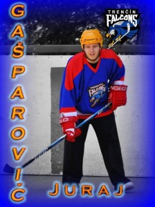 Juraj Gašparovič sezóna 2011/2012