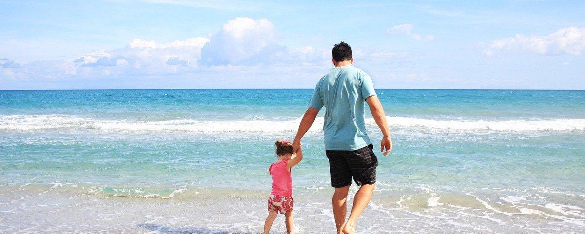 La plage, un incontournable pour ses vacances en famille