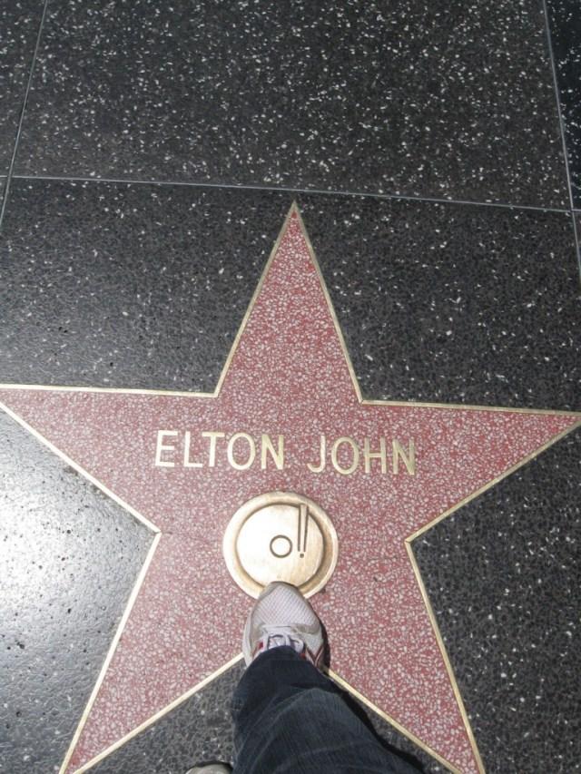 Hollywood - Walk of Fame