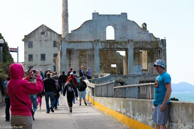 Roteiro de 2 dias em San Francisco - Ilha de Alcatraz - Mila em Seattle