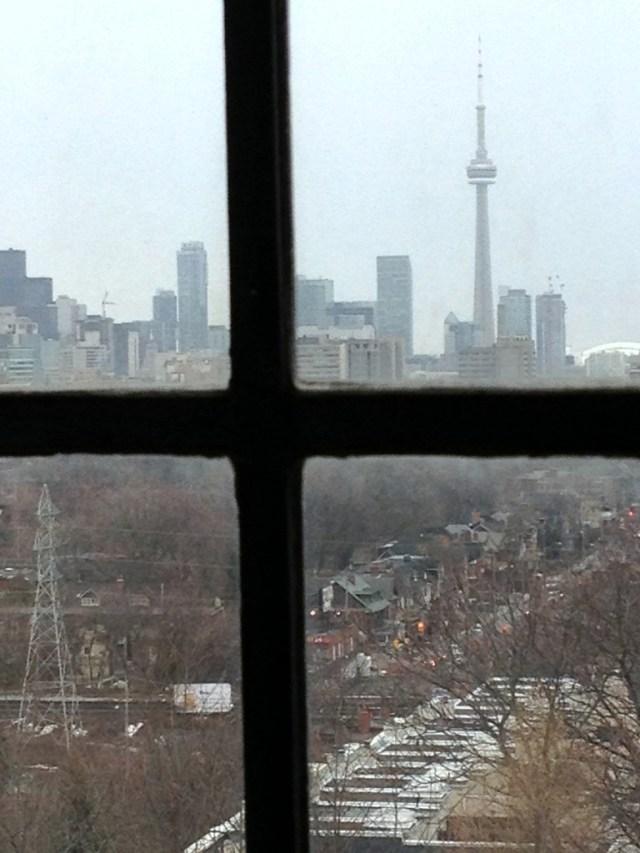 Vista da Casa Loma