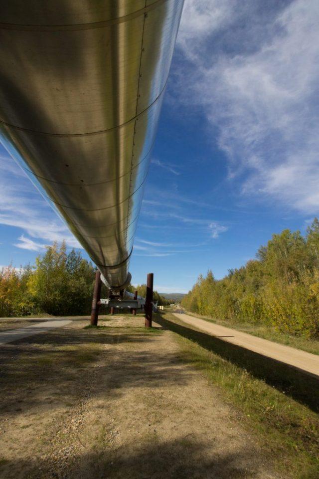 Trans-Alaska Pipeline_Faibanks